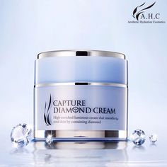AHC Wrinkle Care Whitening Capture Diamond Cream 1.69oz #AHC