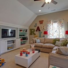 Bonus+Room+Over+Garage+Ideas | Bonus Room Design Ideas, Pictures, Remodel, and Decor