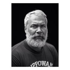Portrait i took of my friend and colleague @banditphotographer #portrait #bw #photo