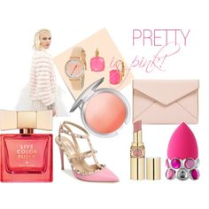 Pretty in Pink - Valentine's Day Edition