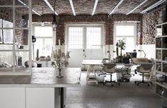 Industriële werkplek van Sara N Bergman