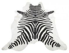 Sydamerikansk zebrafärgad kohud