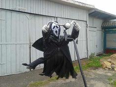 Пугало (Scarecrow) - такого вы ещё не видели! - YouTube