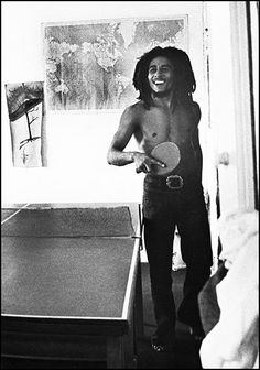 Bob always enjoyed a good game of table tennis http://twitter.yfrog.com/espk2xfj