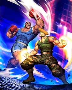 Street Fighter Unlimited was released a few days ago by the wonderful guys at :iconudoncrew: Since we released the first comic, here goes the cover I did for Balrog vs Guile. I hope you like it. Street Fighter 5, Balrog Street Fighter, Capcom Street Fighter, Street Fighter Characters, Street Fighter Hadouken, World Of Warriors, Mundo Dos Games, Mileena, Street Fights