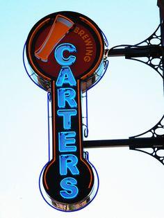 Carter's Brewing....Billings, Montana