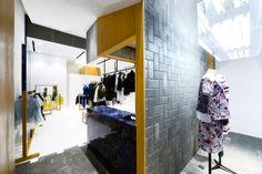 Sacai store, Hong Kong » Retail Design Blog