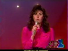 "Laura 1983, TV-show ""American Bandstand"""