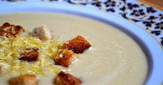 Christee In The Kitchen: Krémová česnečka z pečeného česneku Cereal, Oatmeal, Pudding, Breakfast, Desserts, Soups, Kitchen, The Oatmeal, Morning Coffee