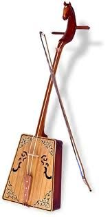 morin khuur from Mongolia  horse fiddle