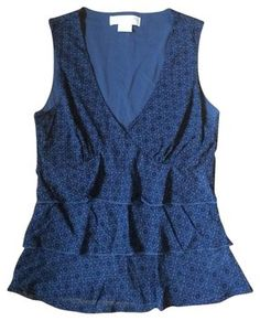 dd4af282af6 Michael Kors Top Blue Fashion Tips