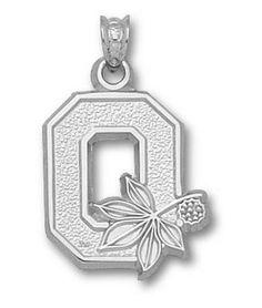 Ohio state buckeyes osu ncaa 10k charm by logo art 8195 10k ohio find this pin and more on go bucks ohio state jewelry aloadofball Gallery