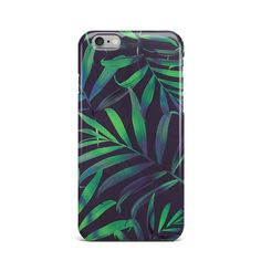 Tropical Leaves Floral Hard Case for Apple iPhone 4 4S 5 5S 5c SE 6 6s 7 plus #Apple
