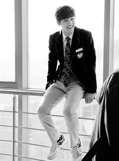 Kang Min Hyuk : Heirs
