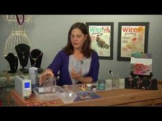 Electroforming Jewelry 101: Free Video Tutorial on How to Electroform Jewelry   Interweave