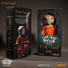 Living Dead Dolls Trick 'r Treat Sam