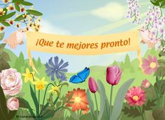 Que Te Recuperes Pronto Amiga | Que Te Mejores Tarjetas Mejórate Pronto Animo Rio - HD Wallpapers Happy Weekend, Happy Day, 80th Birthday, Happy Birthday, Pet Remembrance, Get Well Wishes, Lilac Wedding, Image Fun, Cute Poster