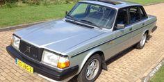 Volvo 240 GLT (1984) - Athlon   Tour of the Century