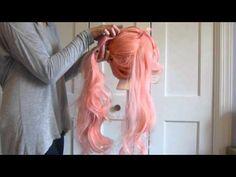 ♡ TUTORIAL: Ponytail Wig ♡ - YouTube