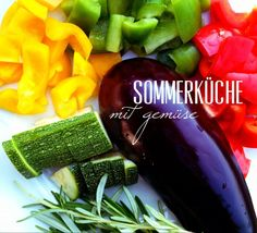 Ratatouille - the french recipe with rosemary and fresh vegetables.