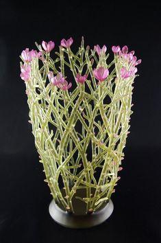 """""""Matikao Kaupapa"""" cast glass sculpture by New Zealand artist Evelyn Dunstan Blown Glass Art, Art Of Glass, Glass Artwork, My Glass, Glass Vase, Glass Ceramic, Mosaic Glass, Fused Glass, Glas Art"""