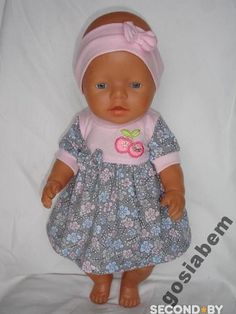 одноклассники Baby Born Clothes, Bitty Baby Clothes, Beautiful Children, Beautiful Dolls, Doll Toys, Baby Dolls, Baby Alive, Reborn Dolls, Diy Clothes
