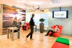 Google Office,Stockholm / Google / Works / Home - Camenzind Evolution