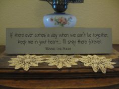 Primitive Country Wood Sign If there ever comes a day on Etsy, $8.99
