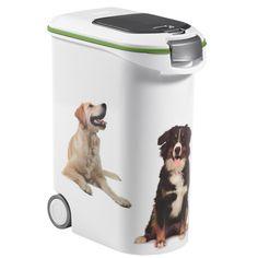 181204 - Petlife Container Croquettes pour Chien 52 L / 20 Kg