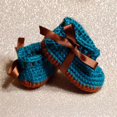 Ravelry: My Angel Baby Booties pattern by Elizabeth Alan $5.95