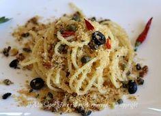 Spaghetti poveri ricetta primo piatto facile e veloce il mio saper fare