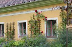 Famous manor-house in Kinnekulle called Råbäck (SWEDEN).