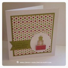 STAMPIN UP Demonstrator based in Derby UK. Designer for Uniko Studio stamps. Papercrafting and CAS handmade cards. Stampin Up Christmas, Very Merry Christmas, Christmas Wishes, Xmas Cards, Holiday Cards, Paper Craft Making, Card Making Designs, Beautiful Christmas Cards, Cute Cards