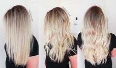 Sunkissed Hair   Smudge Roots and Sombre Balayage Highlights