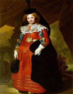 Pieter Soutman, 1634 Portrait of Emerantia Beresteyn