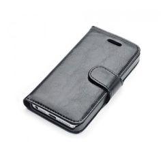 Muvit Ledertasche Agenda Flip Case für iPhone 5 bei www.StyleMyPhone.de Iphone 5s, Iphone Cases, Samsung, Leather Accessories, Leather Case, Wallet, Design, Slipcovers, Leather Bag