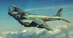 War History Online — In WW2, The Germans Tried to Copy the de Havilland...