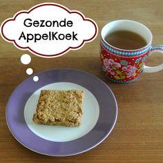 Gezonde appelkoek - uit Pauline's keuken