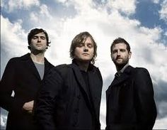 Keane. A group I learned about from my daughter.