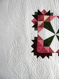 her whole blog is full of fabulous quilting