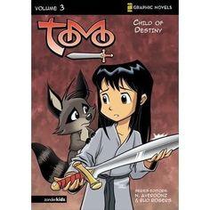 The Maiden of Thunder, Volume 3, Z Graphic Novels / Son of Samson