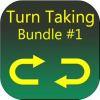 Turn Taking - Switch and Touch Accessible: Bundle #1 efter Judy Lynn Software, Inc.