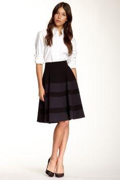 Novelty Circle Skirt by Amanda & Chelsea on @nordstrom_rack