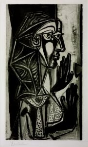 Woman at the Window - Pablo Picasso - The Athenaeum