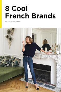 Wonder how French girls have the best wardrobes? Here's their secret. These are the best brands to shop if you want to dress like a chic French woman.