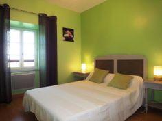 MAISON ETCHARNIA Gîte pour 4 personnes avec 2 chambres à LARCEVEAU,  Pyrenees Pays Basque A 15km de St Jean-Pied-de-Port et St Palais Vue superbe
