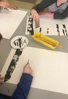 Art with Mrs Filmore – Page 2 – Adventures in the Art Room 5th Grade Art, Liquid Watercolor, Puffy Paint, Black Sharpie, 3 Arts, Elements Of Art, Page 3, Water Lilies, Student Learning