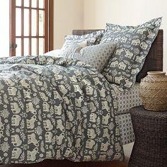 Caravan Cotton Percale Duvet Cover / Comforter Cover   The Company Store