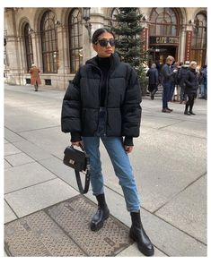 Casual Winter Outfits, Winter Fashion Outfits, Look Fashion, Retro Fashion, Vintage Winter Fashion, Fashion Tips, Fashion Quiz, Casual Ootd, Prep Fashion