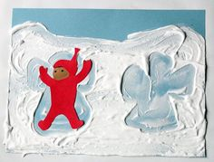 The Snowy Day Activities with printable templates from Primary Theme Park